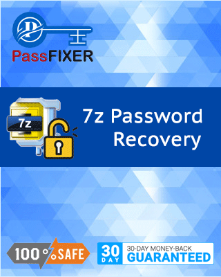 Product box of 7z Password Recovery