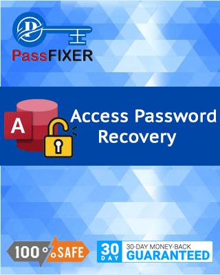 Product box of Access Password Recovery