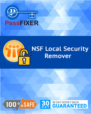Product box of NSF Local Security Remover Tool