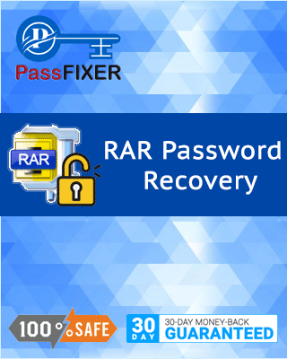 Product box of RAR Password Recovery
