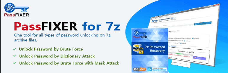 How to Recover Forgotten 7z Password