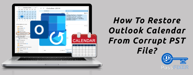 How-To-Restore-Outlook-Calendar-From-Corrupt-PST-File